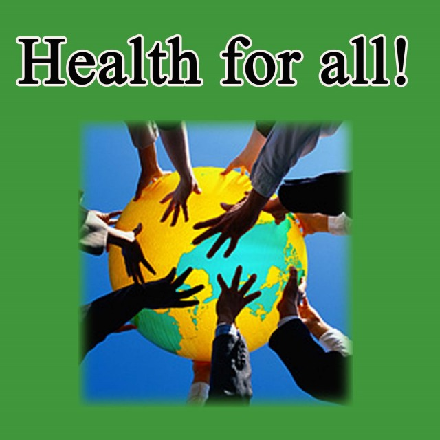 health for all copy